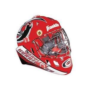 Carolina Hurricanes NHL Mini Goaltenders Mask