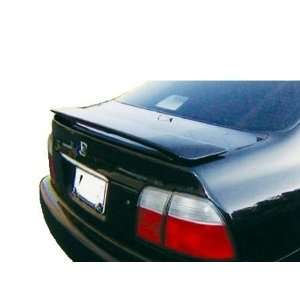 95 97 Honda Accord 2/4dr Factory Style Spoiler W/ LED Brake   Painted