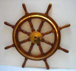 36 Nautical Custom Wood Ships Ships Boat Wheel