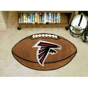 NFL Atlanta Falcons Rug Football Mat