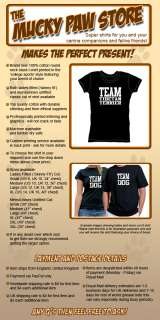 TEAM TIBETAN TERRIER T SHIRT great gift for dog owners