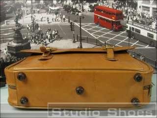 HARTMANN USA Sweden Briefcase Messenger Laptop Travel Bag Mens