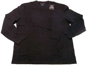 HATHAWAY Mens Long Sleeve Luxury Cotton Tee Shirts NWT