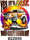 70 MUSTANG BOSS 302 Muscle Car Hot Rod Drag Racing CarTOON t Shirt