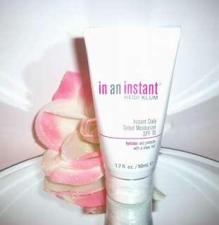 In An Instant Heidi Klum Anti Aging Face Skin Care CHOOSE ONE Full