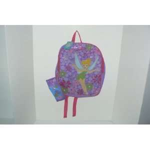 Disney Fairies Tinker Bell Backpack with Pencil Case