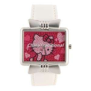 Hello Kitty Electronic Waterproof Watch White  Great gift for friends