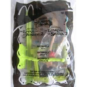 McDonalds Jungle Book 2 #1 Mowgli Toy