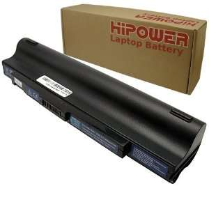 Hipower 9 Cell Laptop Battery For Acer Aspire One AO751H 1346, AO751H