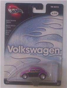 VW Bug Beetle Hot Wheels Real Riders Car Volkswagen 164