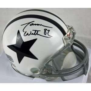 Jason Witten Authentic Autographed/Hand Signed Mini Helmet Witten