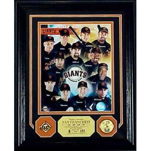 com 2003 San Francisco Giants Team Collage Pin Collection Photo Mint