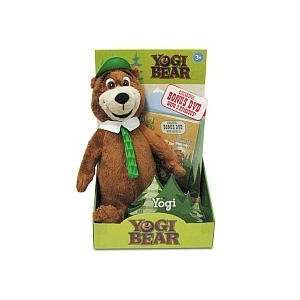 Yogi Bear Basic Plush   Yogi Toys & Games