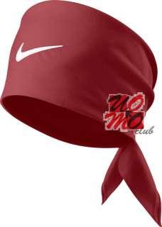 Nike New 2011 Federer Nadal Swoosh Bandana Diff Colours