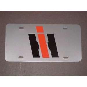 International Harvester License Vanity Plate #2