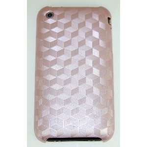 KingCase iPhone 3G & 3GS * Textured Hard Case * (Black) 8GB
