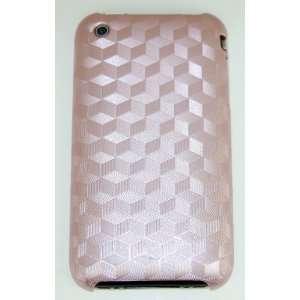 KingCase iPhone 3G & 3GS * Textured Hard Case * (Black) 8GB