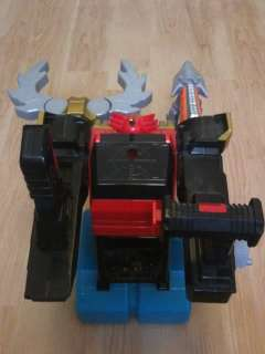 Power Rangers Wild Force DELUXE ISIS COMMAND MEGAZORD