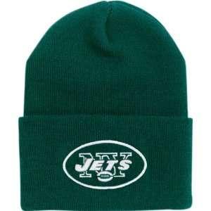 New York Jets Green Cuffed Knit Hat
