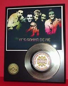 SYNC 24k GOLD RECORD DISPLAY LIMITED EDITION