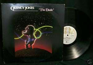 Quincy Jones The Dude Vinyl LP Album