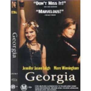 Georgia Jennifer Jason Leigh All Regions PAL Unrated DVD