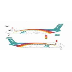 Jet X 200 JAS MD 90 JA8066 Model Airplane