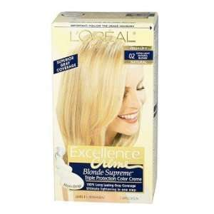 Loreal Hair Color Extra Light Natural Blonde (Case of 24)