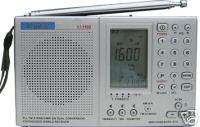 Kaito Model KA1102 SSB Short Wave Radio   Silver
