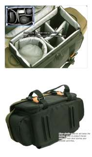 Canon LCB 02 DSLR SLR Camera Shoulder Bag 60D 600D 7D