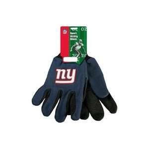 New York Giants NFL Team Logo Work Gloves