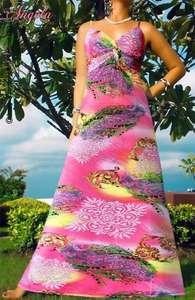 NEW Women Maxi Dress Evening Cocktail Summer Evening Size Sz S/M/L/XL