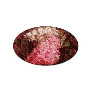 Lilacs 2 By Vincent Van Gogh Oval Sticker