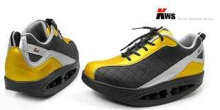 Health Walking Shoes Sneakers Black Women KW103s