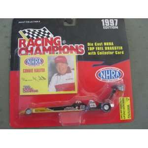 Connie Kalitta Top Fuel Dragster NHRA 1997 Premiere By