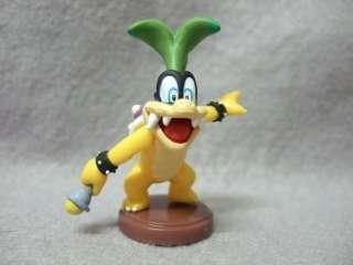 Furuta Super Mario Wii Mini Figure   Koopaling LARRY