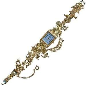 Kirks Folly SECRET OF SEVEN ANGELS Bracelet Watch