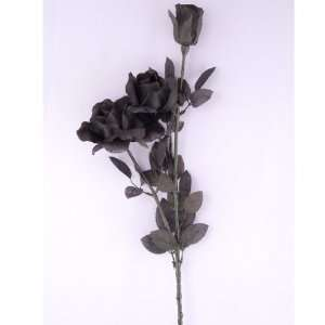 Black Long Stem Rose Bouquet [Toy]