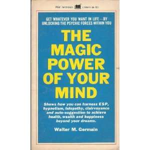 THE MAGIC POWER OF YOUR MIND: Books