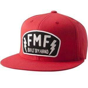 FMF Apparel Flying Machine Factory Flexfit Hat   Small