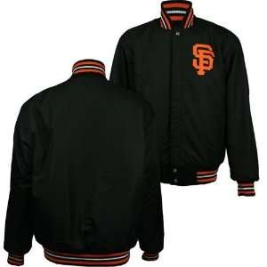 San Francisco Giants Reversible Jacket (Black/White