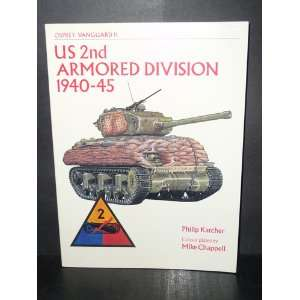 United States 2nd Armored Division (Vanguard