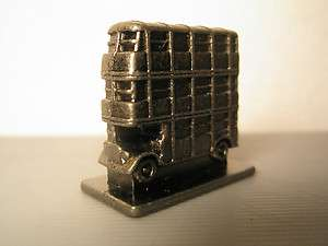 Harry Potter TRIPLE DECKER KNIGHT BUS 1 Mini Metal Figure Figurine