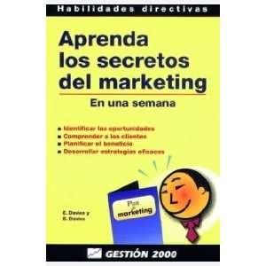 Aprenda Los Secretos del Marketing   En Una Semana