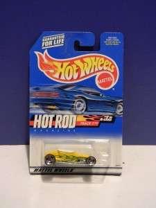 2000 HOT WHEELS HOT ROD 2/4 TRACK T #006 MOC