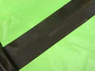 Post WW2 German HK bayonet dagger sword knife