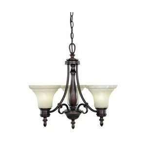 Savoy House 1 4010 3ES 13 Courtland Energy Smart 3 Light Single Tier