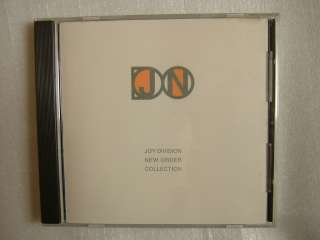 PROMO ONLY JOY DIVISION NEW ORDER COLLECTION JAPAN
