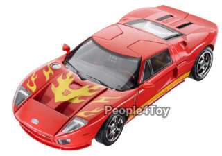Transformers Alternators Hot ROD Rodimus FORD GT SDCC