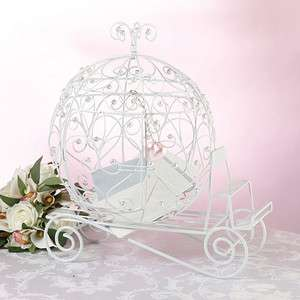 Fairytale Card Box Wedding Reception Quinceanera Sweet 16 Princess